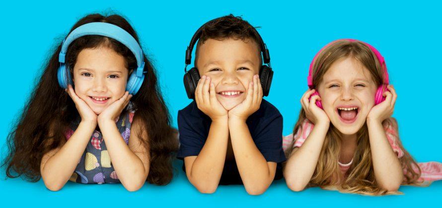 A influência da música no humor das crianças