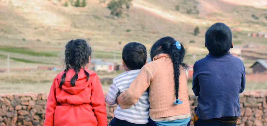 A pandemia e a desigualdade estão afetando as crianças