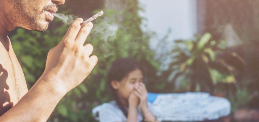 Dia Nacional de Combate ao Fumo: crianças são vítimas do tabagismo passivo