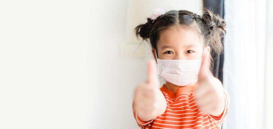 6 dicas para fazer as crianças pequenas usarem máscaras