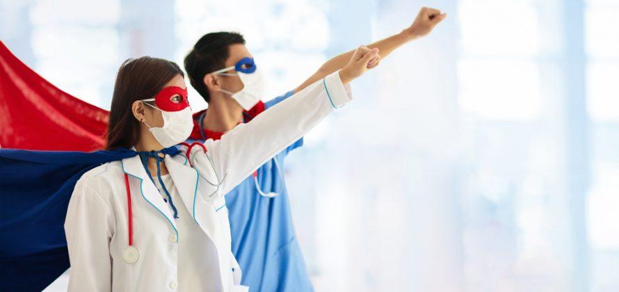 Dia Nacional da Saúde – Homenagem aos profissionais de enfermagem e todas as equipes de saúde