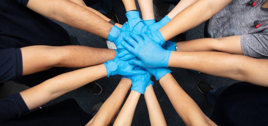 Gerenciamento de voluntários em tempos de isolamento social