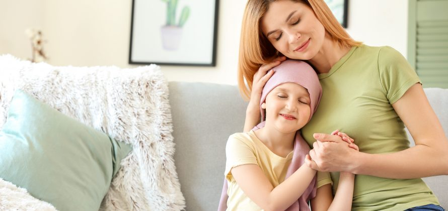 Palavras de apoio aos pais e cuidadores de uma criança ou adolescente diagnosticado com câncer