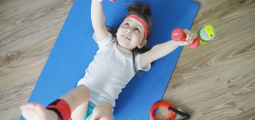 Seus filhos estão praticando atividade física suficiente?