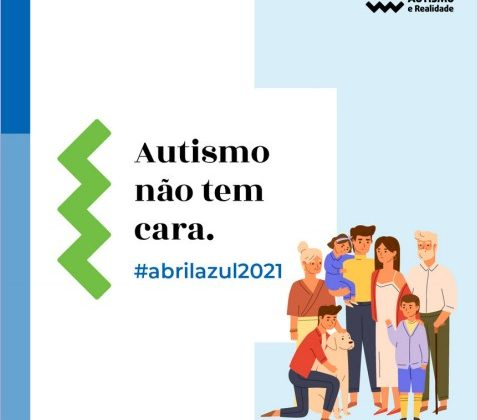Instituto PENSI promove Abril Azul por meio do Programa Autismo e Realidade.