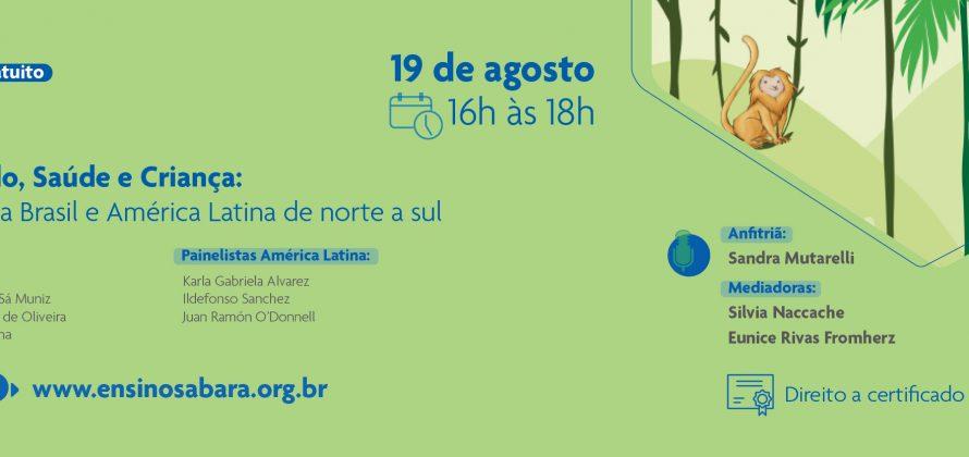 Voluntariado, Saúde e Criança: Um panorama Brasil e América Latina de norte a sul